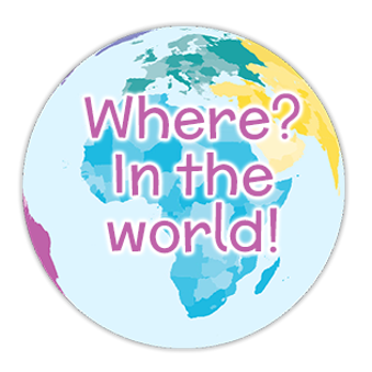 Where? In the World? - Countries Online Training Course
